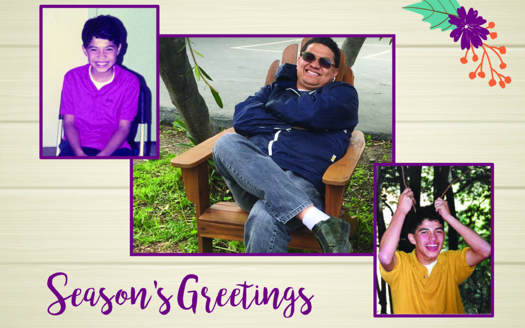 Morgan Autism Center Holiday Card-2019