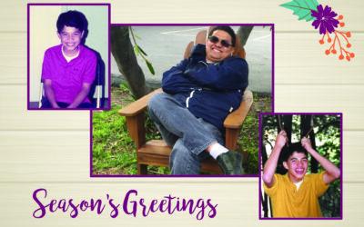Morgan Autism Center Holiday Card-2019