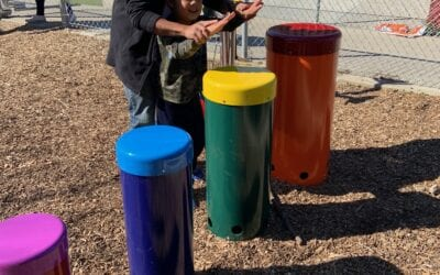Local Girl Scout Raises Money to Build a Sound Garden for Morgan Autism Center Students