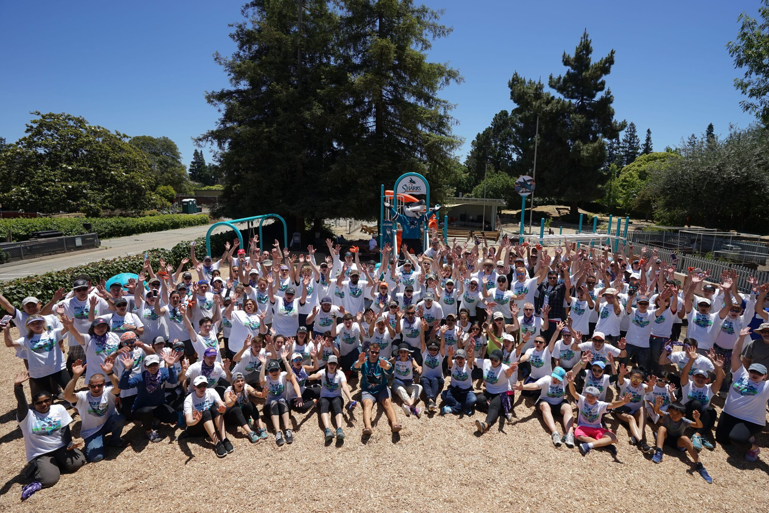 Supporters of Bay Area Comprehensive Autism School