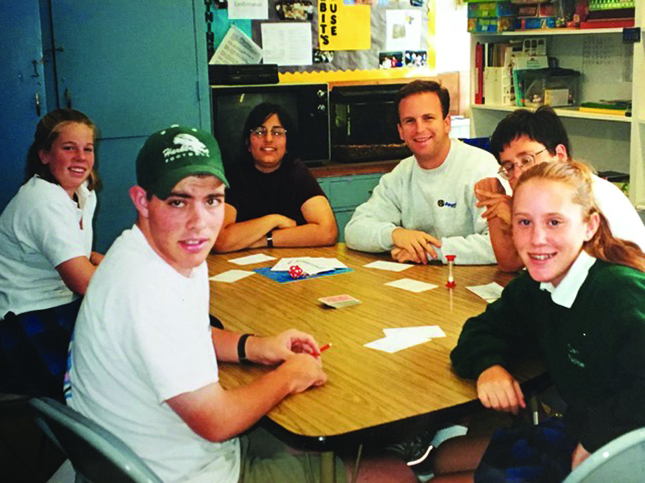 Special Needs Group in Reverse Mainstreaming Program