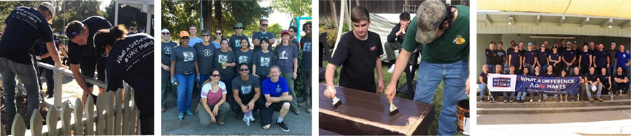 Volunteer groups and projects in the Bay Area with Morgan Autism Center